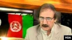 Afghan expert Zarghoon shah