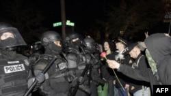 Sukob policije i demonstranata u Portlandu, u saveznoj državi Oregon