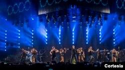 Ricky Martin comparte su música, su talento y su mensaje de paz y unidad durante gira por Estados Unidos. [Foto: Cortesía, Chino Lemus].