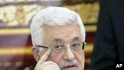 Palestinian President Mahmoud Abbas (File Photo)