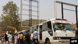Ku mupaka uhuza u Rwanda n'Uburundi ku ruzi Akanyaru