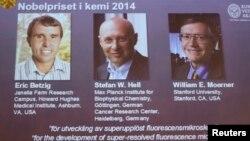 Dobitnici Nobelove nagrade za hemiju 2014.