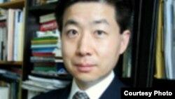 미국 터프츠 대학 플레처 스쿨 이성윤 한국학 석좌교수.
