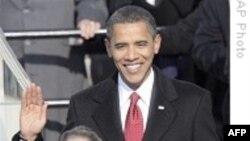 باراک اوباما چهل و چهارمين رئيس جمهوری ايالات متحده آمريکا