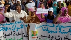Slavery Protesters Convicted in Mauritania