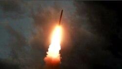 """[주간 뉴스 포커스] 북한, 또 발사체 발사...볼튼 """"미-북 실무협상 재개 기대"""""""