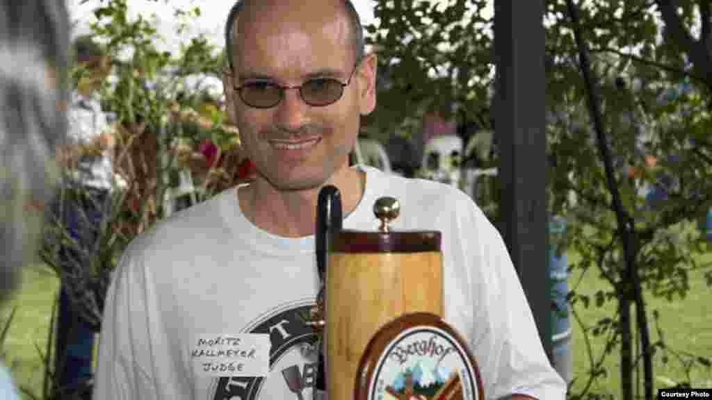 As a child, premier craft brewer Moritz Kallmeyer learned how to make beer from a Pretoria farm laborer who told him to ferment sorghum and sugar. (Photo Credit: Drayman's Brewery)