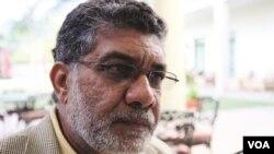 Ex vice presidente da assembleia da republica - Abdul Carimo