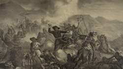 General George George Custer at the Battle of Little Bighorn