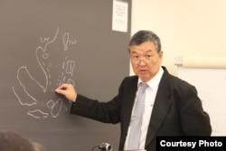 廈門大學南海研究院院長傅昆成