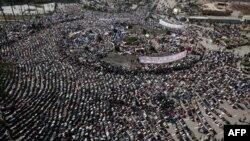 Cuộc biểu tình chống Tổng thống Mubarak đang tiếp diễn tại Ai Cập, ngày 5 tháng 2, 2011