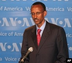 President Kagame came to power shortly after the genocide.