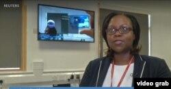 Sarah Chitongo (Photo: Videograb)
