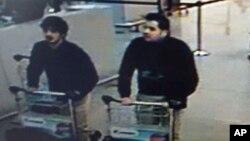 Khalid e Ibrahim El Bakraoui, serían los presuntos terroristas que se inmolaron en el aeropuerto y en el metro de Bruselas.