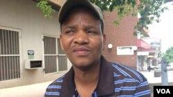 Imbongi elodumo uBongani Mncube.