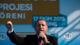 Retorika nacionaliste e presidentit turk