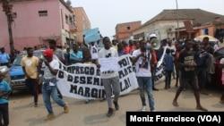 Activistas apontam repressão contra organizadores de protestos