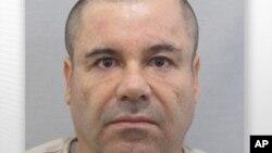 """Joaquín """"El Chapo"""" Guzmán, el narcotraficante más buscado del mundo, en la foto más reciente antes que huyera de la cárcel del Altiplano, proporcionada por autoridades mexicanas."""