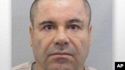 Gembong narkoba 'El Chapo' terluka saat melarikan diri (Foto: Kantor Jaksa Umum Meksiko via AP)