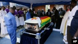 VaRobert Gabriel Mugabe vachiradzikwa kwaZvimba gore rapera