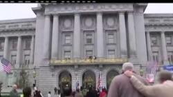 2012-02-08 美國之音視頻新聞: 加州法院裁決禁止同性婚姻違憲