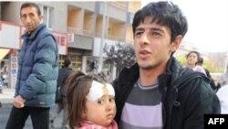 Թուրքիայում շարունակվում են փրկարարական աշխատանքները
