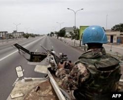 Kot-d'Ivuar prezidenti Loren Gbagbo qamalda