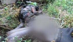 Jornalistas confirmam mortos na fronteira entre Manica e Sofala - 3:10