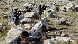 حمله هواپیماهای ترکیه به پایگاه های پ کا کا در شمال عراق