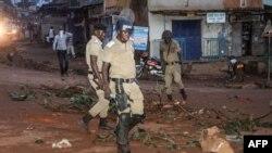 Aba polisi ba Uganda