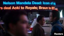 Reaksi atas Wafatnya Nelson Mandela