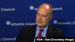 جیمز کنینگهم سفیر سابق ایالات متحده برای افغانستان
