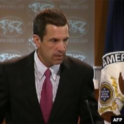 ABD Dışişleri Bakanlığı sözcüsü Mark Toner