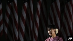 Burma's Aung San Suu Kyi on US Tour
