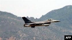 Türkiyə İraqın şimalına hava zərbələri endirib