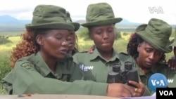 Maasai Female Rangers Protecting Wildlife in Kenya