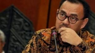 Menteri Energi dan Sumber Daya Mineral Sudirman Said.