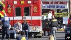 議員遭槍擊事件震驚美國政界。