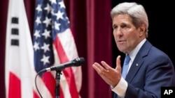 Menlu Amerika John Kerry (foto: dok).
