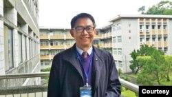 台湾政治大学特聘教授寇健文 (寇健文提供)