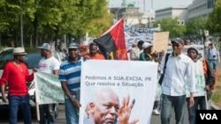 Foto de Arquivo: anterior manifestação