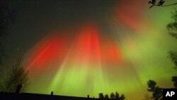 قطبی روشنیاں