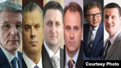 Kandidati za Predsjedništvo BiH - Bošnjaci