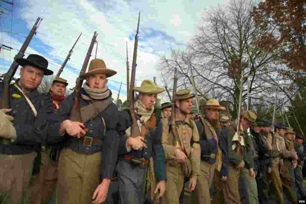 Ополченцы конфедераты