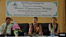 Tibetan Women Empowerment