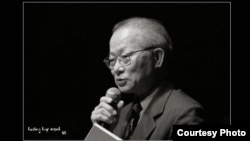 Nhà văn, Giáo sư Đặng Phùng Quân.