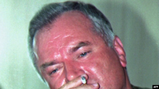 Ông Ratko Mladic