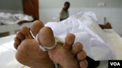 Honduras registra uno de los índices de homicidios más altos de América Latina: 73 por cada 100.000 habitantes.