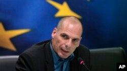 希臘財政部長瓦魯法克斯