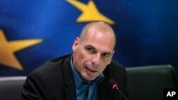 Grčki ministar finansija, Janis Varufakis
